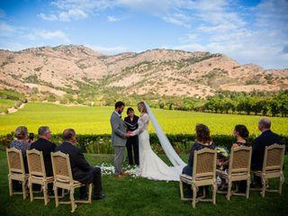 A Beautiful Ceremony Napa Valley 1