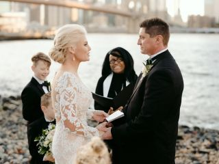 Amy Voltaire Wedding Officiant 1