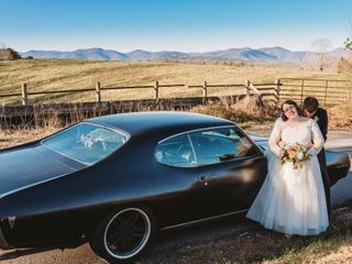Atlanta Wedding Car 2