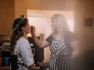 Hair & Makeup by Jocelyn DeChenne 5