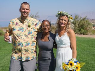 A'more At Last Wedding Officiant Services 2