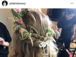 Phairis~On location Bridal Hairstyling & In Salon Services 5
