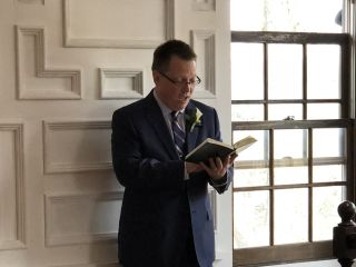 Reverend Stephan Jorgensen, Interfaith Officiant 4