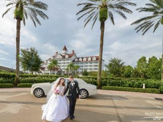 Orlando Wedding Cars 7