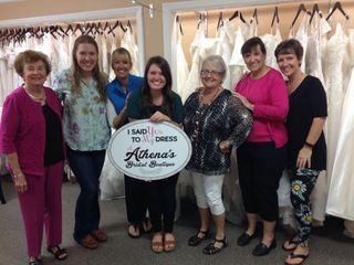 Athena's Bridal Boutique 7