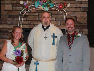 Rev. Ben's Wedding Service 4