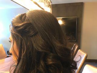 Blush Makeup and Hair 2