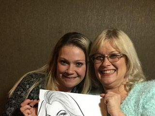 Caricatures by Tony Smith 2