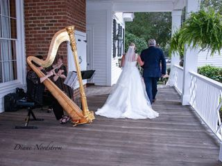 Laura Byrne Harpist 1