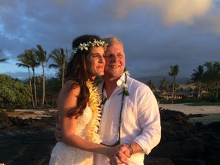 Simple Kona Beach Weddings 2