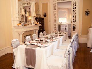 Fancy Seats Weddings 1