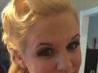 Hair & Makeup by MaRissa & The Elegance Salon Team 2