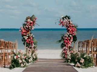 Wedding in Riviera Maya 1
