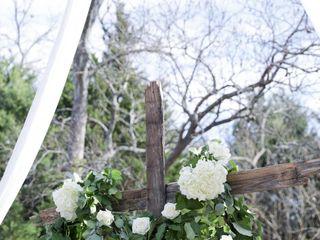 Lilies Floral Design 1