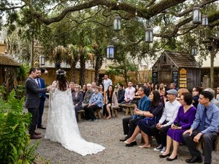 Weddings at Colonial Quarters 1