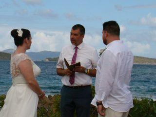 Michael, a St. Thomas Wedding Officiant 4
