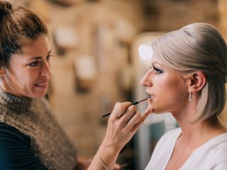 Magda Riccardi Make Up artist 3