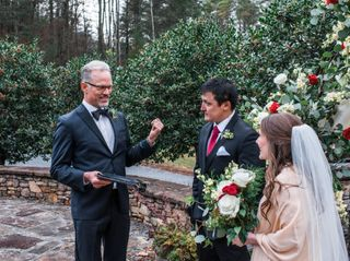 Weddings by Richard Burton 4