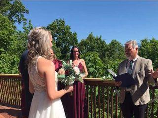 Gatlinburg Wedding Minister 1