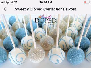 Sweetly Dipped Confections 4