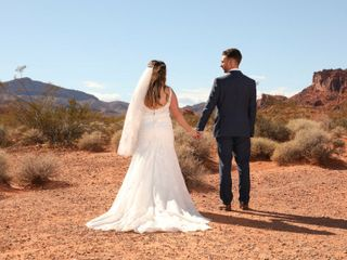 Scenic Las Vegas Weddings and Photography 6