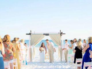 Crystal Beach Weddings 1