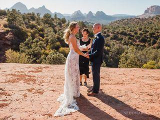 Intimate Sedona Weddings 7