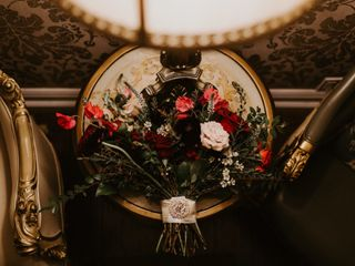 Posh Peony Floral and Event Design 1