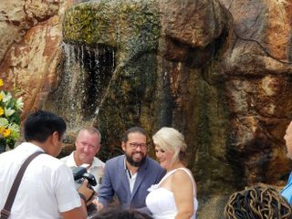 Cozumel Wedding Officiant 5
