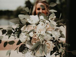 BBA Wedding Art Flowers 2