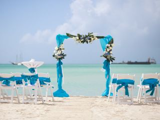 Tropical Wedding & Honeymoon 2