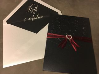 Unique Invitations by Deborah 5