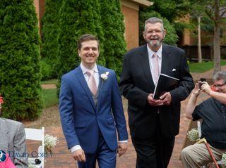 Wedding Officiant Gerry Sorensen 1