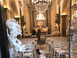 Franci's Flowers Wedding Design 1