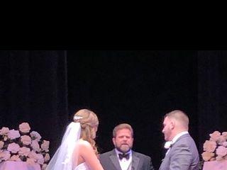 Wedding Pillars and Petals 2