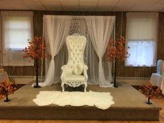 Away To Go Party Rentals & Chaircovers 1