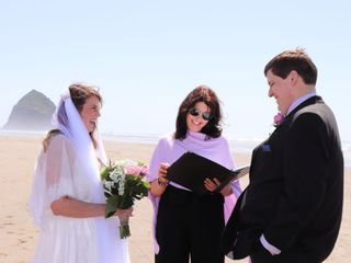 Oregon Beach Ceremonies 4