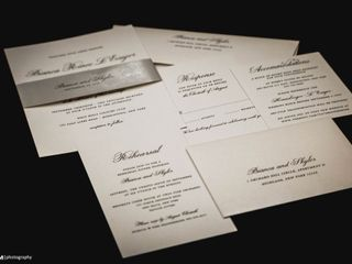 Shine Wedding Invitations 3