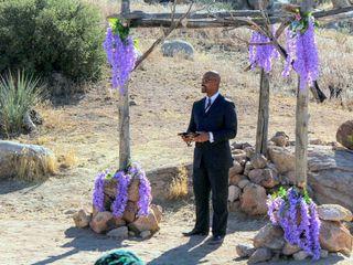 Celestial Wedding Officiants 1