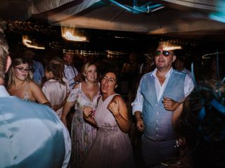 Italy's Irish Wedding Band 5