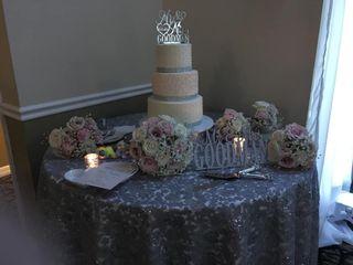 Designer Cakes and Desserts 1
