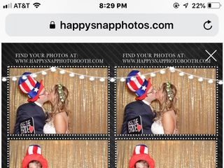 Happy Snap Photo Booth 2
