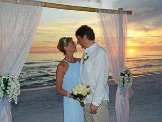 Sunset Beach Weddings 1