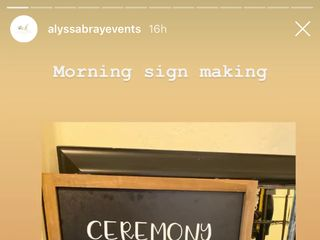 Alyssa Bray Events 1