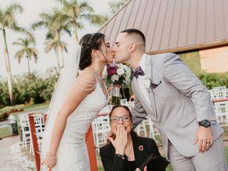 Adriana Camacho Bilingual Wedding Officiant - Notary Public 2