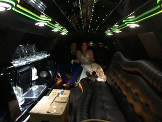 Aall In Limo & Party Bus 2