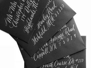 ElisaAnne Calligraphy 5
