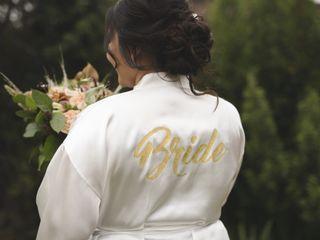 Bridal Hair by Kelsey 4