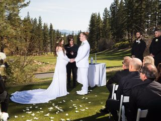 Mr. D DJ Services -Lake Tahoe Weddings 1