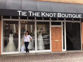 Tie the Knot Boutique 1
